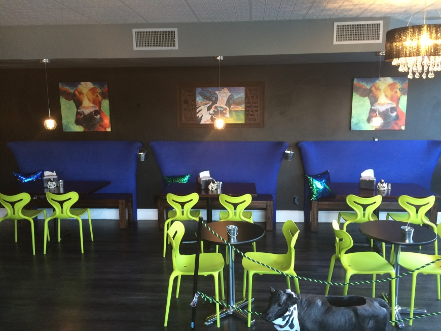 The Original Funky Cow Cafe Hammonton Nj Sweet And Savory Waffle Cafe